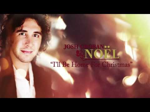 Josh Groban - I'll Be Home for Christmas [Official HD Audio]