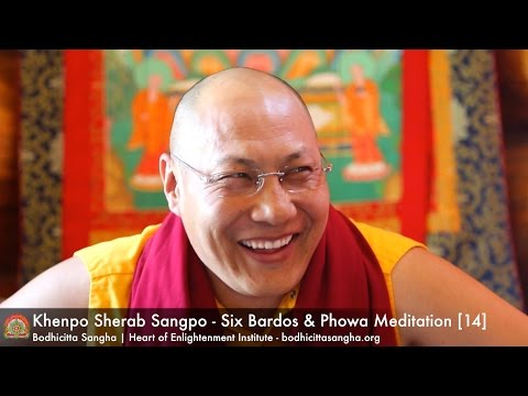 Six Bardos & Phowa Meditation [14]