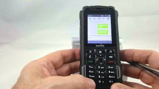 Using Telus Link on an XP5