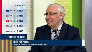 CEZARY MECH (EKONOMISTA) - FINANCIAL TIMES CHWALI ZARADNOŚĆ POLAKÓW