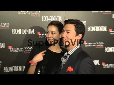 Daniel Henney and Claudia Kim at the 7th Annual Hamilton ...