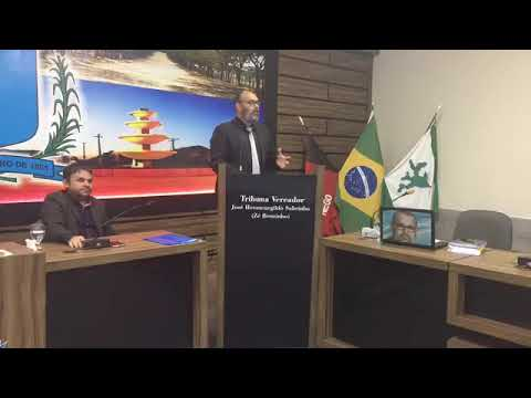 Sessão da CM Soledade em 11 de fevereiro de 2019