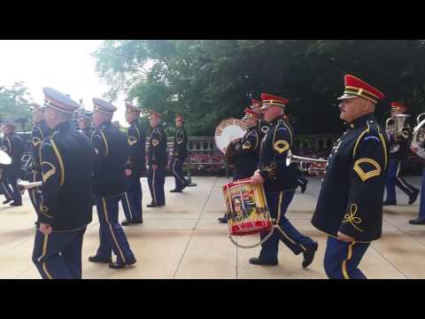 Memorial Day Arlington National Cemetary 2016 Tomb of the Unknown Soldier