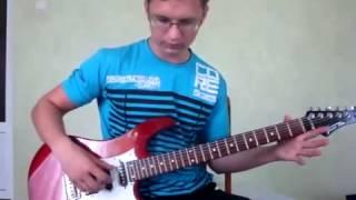 Linkin Park Numb подробное обучение на гитаре