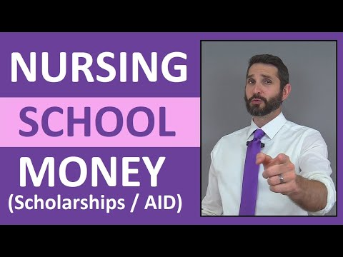 nursing-school-scholarships,-financial-aid,-tax-deductions-explained-|-how-to-pay-for-nursing-school