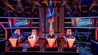 Представление НОВОГО жюри Шоу Голос 4  Слепое прослушивание 04.09.2015