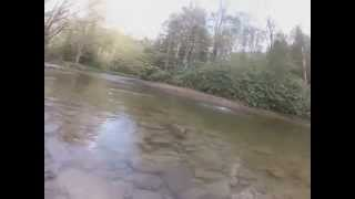 cranberry river trip 2012