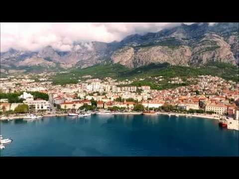 """Makarska  """" Kroatien """" gefilmt mit einem DJI Inspire 1"""