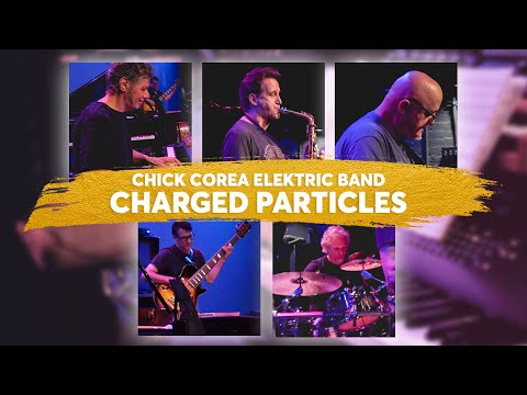 "Behind the Scenes: Chick Corea Elektric Band Rehearsing ""Charged Particles"""