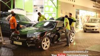 Waterless Car Wash at Dubai | Gulf Roundup 16 Dec 2016