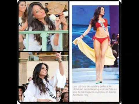 Dalia Fernandez Miss Dom.Rep.Fotos En Brazil