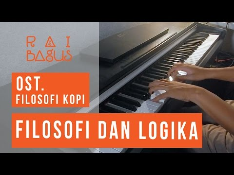 Glenn Fredly feat Monita & Is - Filosofi dan Logika Piano Cover (ost. Filosofi Kopi)