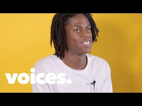 "Daniel Caesar Talks Insecure & ""Blessed"" On ""Voices"""