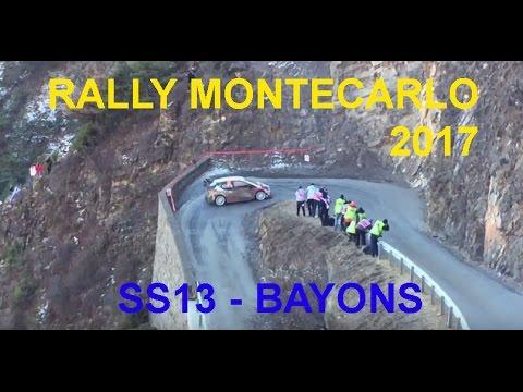 Rally Monte Carlo 2017 - SS13 BAYONS