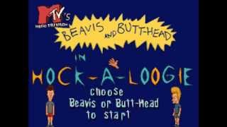 Beavis and Butthead Virtual Stupidity - Hock A Loogie Music