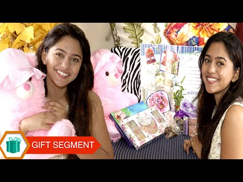 Exclusive: Mrunmayee Deshpande Receives Gifts From Fans | Birthday Special Gift Segment
