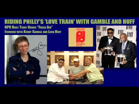 The Terry Gross Interview - Riding Philly's 'Love Train' With Gamble And Huff