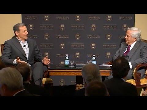 Robert Iger, President & CEO, The Walt Disney Company