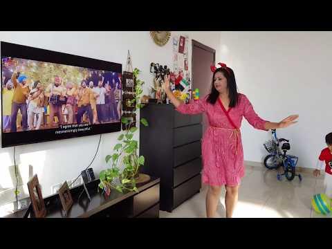 Mamta Sachdeva & Aahan Dancing Fun | Cabin crew | Mamta Sachdeva | thumbnail