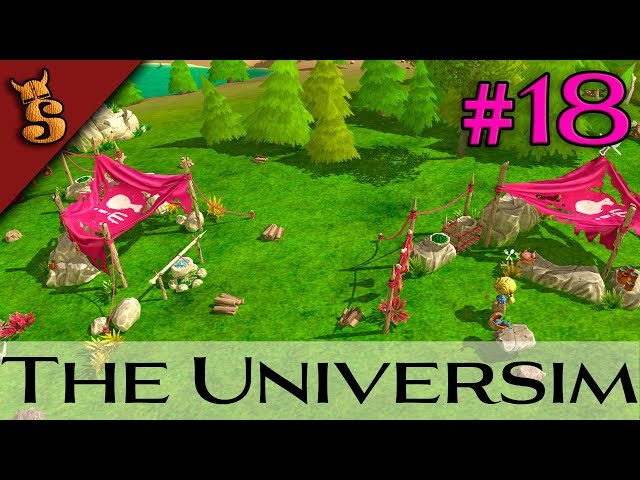More Eateries Needed | The Universim #18