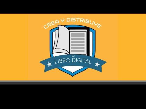 """curso-en-línea-""""crea-y-distribuye-tu-libro-digital"""""""