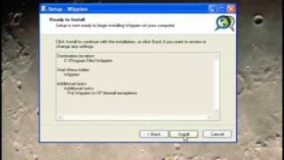 How to Set Up Wippien VPN in XP