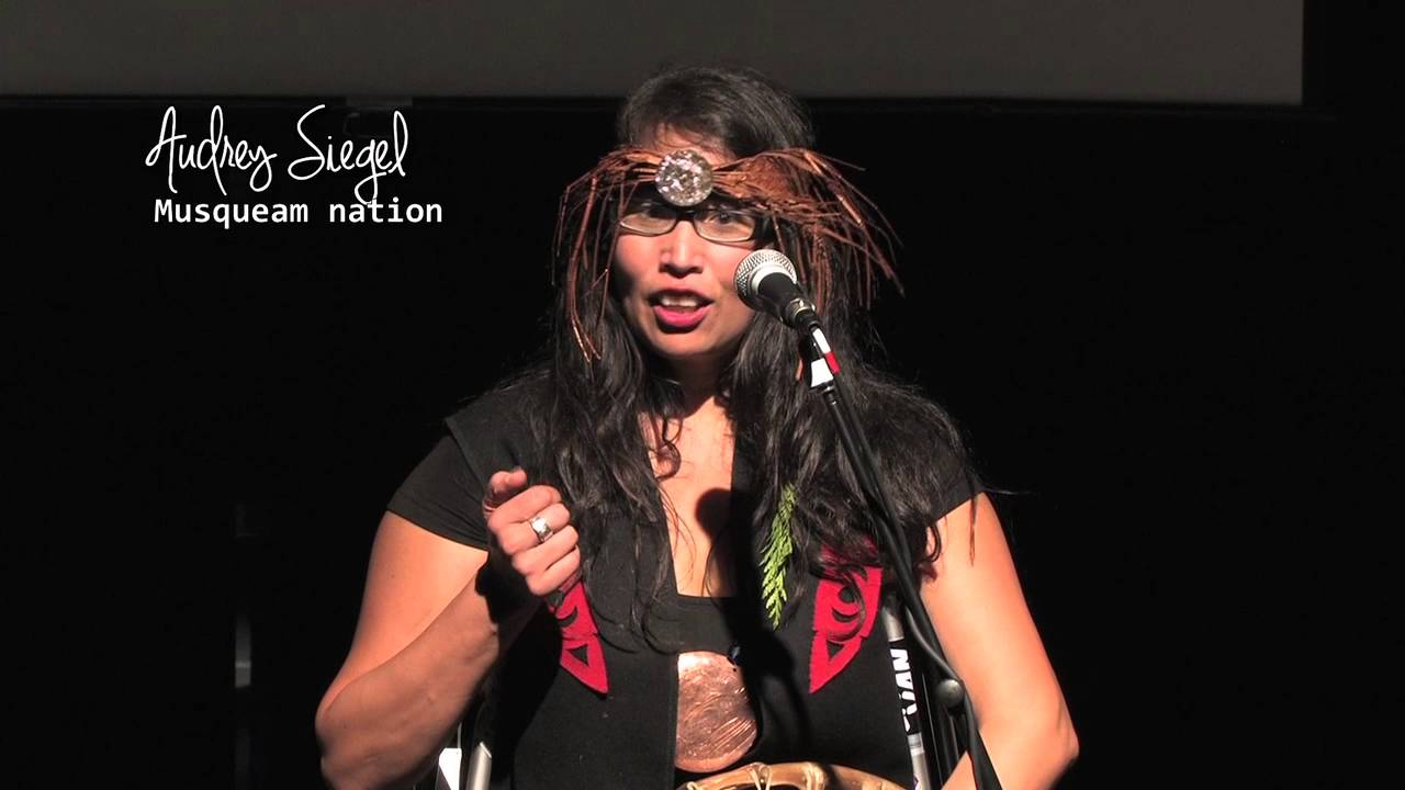 International Day Dead Exhibit  -Audrey Siegel - Musqueam Indian Band