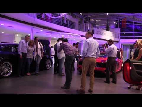Presentación Gama Sport de Audi, Veracruz.
