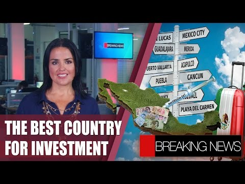 THE BEST COUNTRY TO INVEST | REMITTANCES IN MEXICO