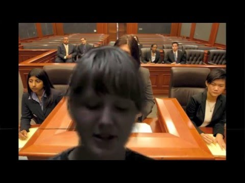 Social 9A Youth Criminal Justice Act Video