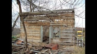 A Retired Mathematician Bought This Rotting Cabin For $100. And What He Did To It Was Mindblowing