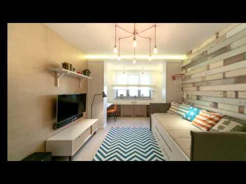 Дизайн комнаты для подростка 200 фото идей оформления