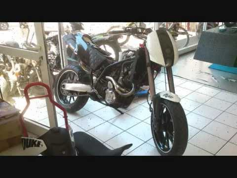KTM Duke II the story