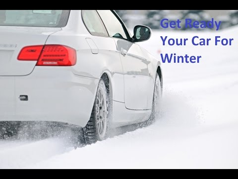 Winter car driving tips | How to use my car during winter?