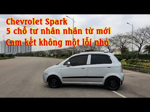 Chevrolet Spark 5 Chỗ Tư Nhân Lên Nhiều đồ đắt Giá Chất Lượng Cao 0365639999