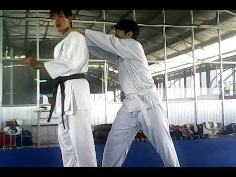 các đòn tự vệ tay không- thầy Nguyễn Phú Cường