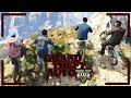 GTA 5 Online [PS4] Tagalog Funny Trips: Trip namin mag-bike!
