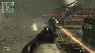 COD MW3 - Start of 360 Experiment