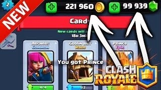 Clash Royale 1000000 GEMS AND GOLD HACK CYDIA