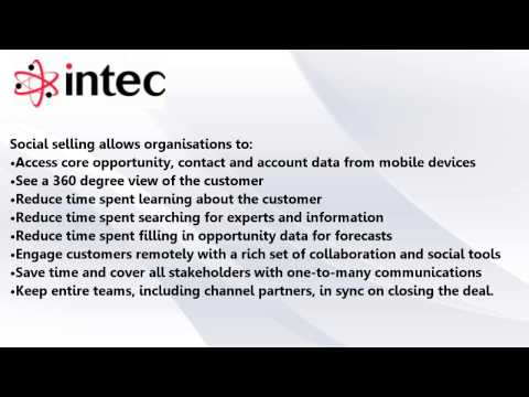 Social Business - Business Use Cases  Marketing and Sales