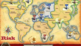 Risk Gameplay in HD