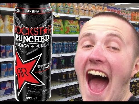 TravTries - Rockstar Punched: Energy Punch