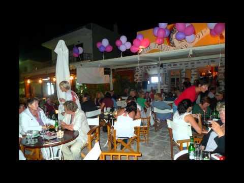 Pink Pearls Fantasy Island Holiday to Lesbos 2012