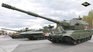 Russian Arms Expo 2015 - Military Assets Live Firing Demonstration [1080p] thumbnail