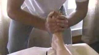 Massagem ao Pé