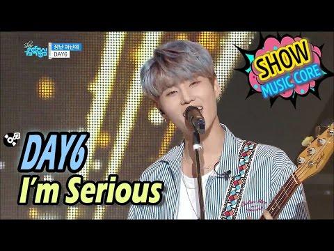 [HOT] DAY6 - I'm Serious, 데이식스 - 장난 아닌데 Show Music core 20170408