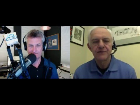 521: Zen Golf author Dr. Joseph Parent -- Full podcast interview