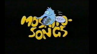 DIE ÄRZTE  -  Moskito Songs 1987-1991