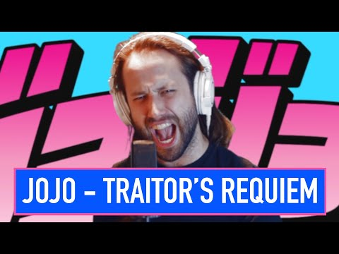 Traitor's Requiem - Jojo's Bizarre Adventure OP 9 (English Opening Cover By Jonathan Young)