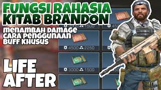 MENAMBAH ATTACK POWER & ARMOR DENGAN KITAB RAHASIA   LIFEAFTER INDONESIA